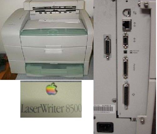 Apple Laserwriter Ii Ntx V51.8 Download Stats