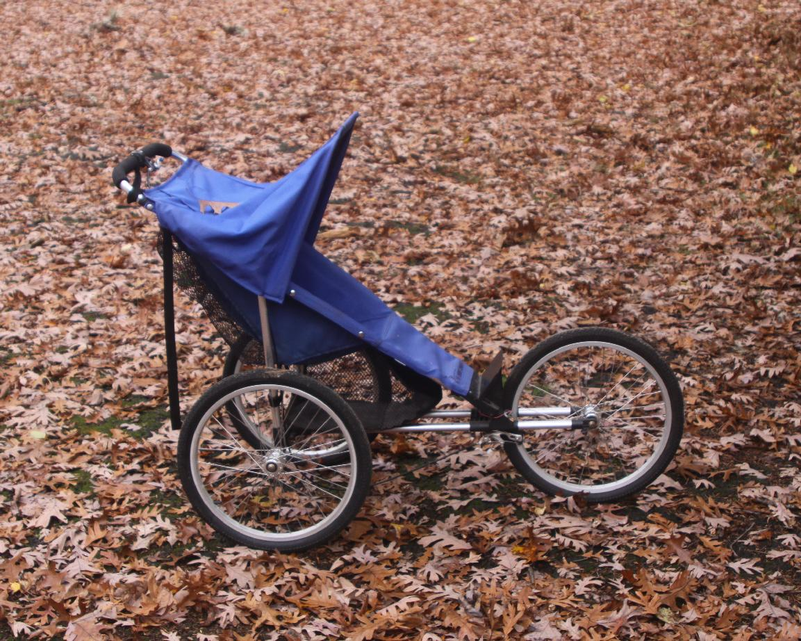 Stuff Page - Jogging Stroller