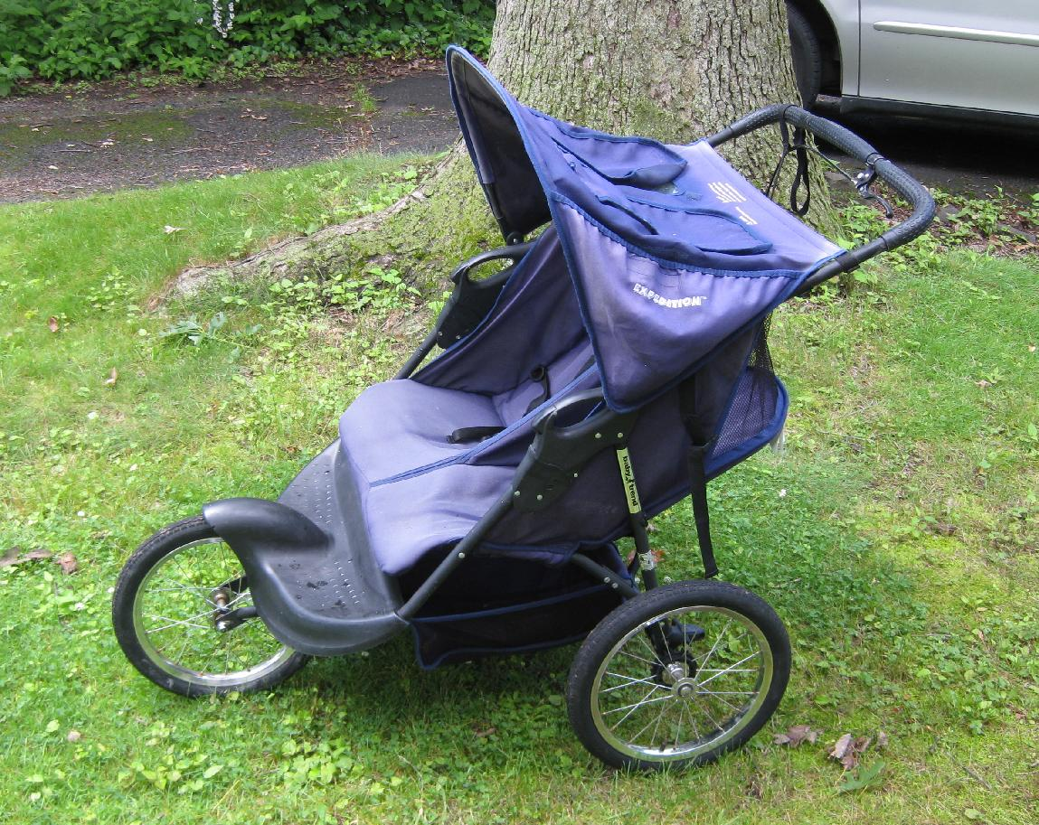 Double Jogging Stroller Used Strollers 2017