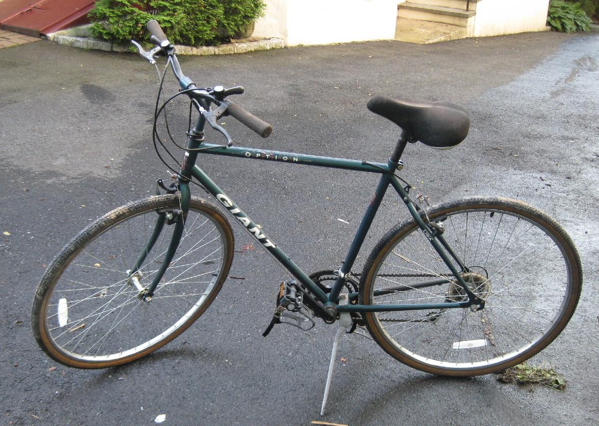 Stuff Page Giant Bike