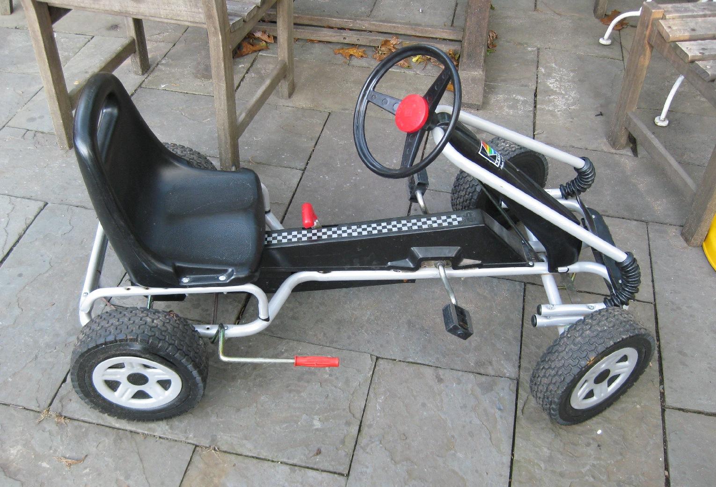 Stuff Page  Pedal Car