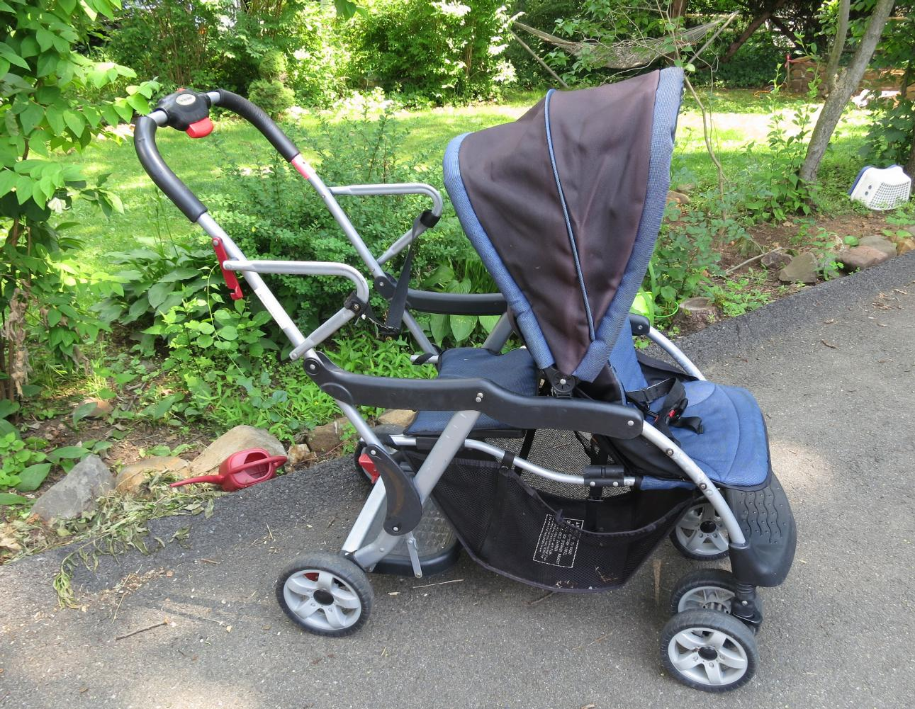 Offspring Carriage Devices & Stuff Page