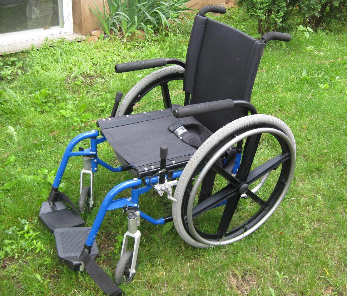 People In Wheelchairs With No Legs
