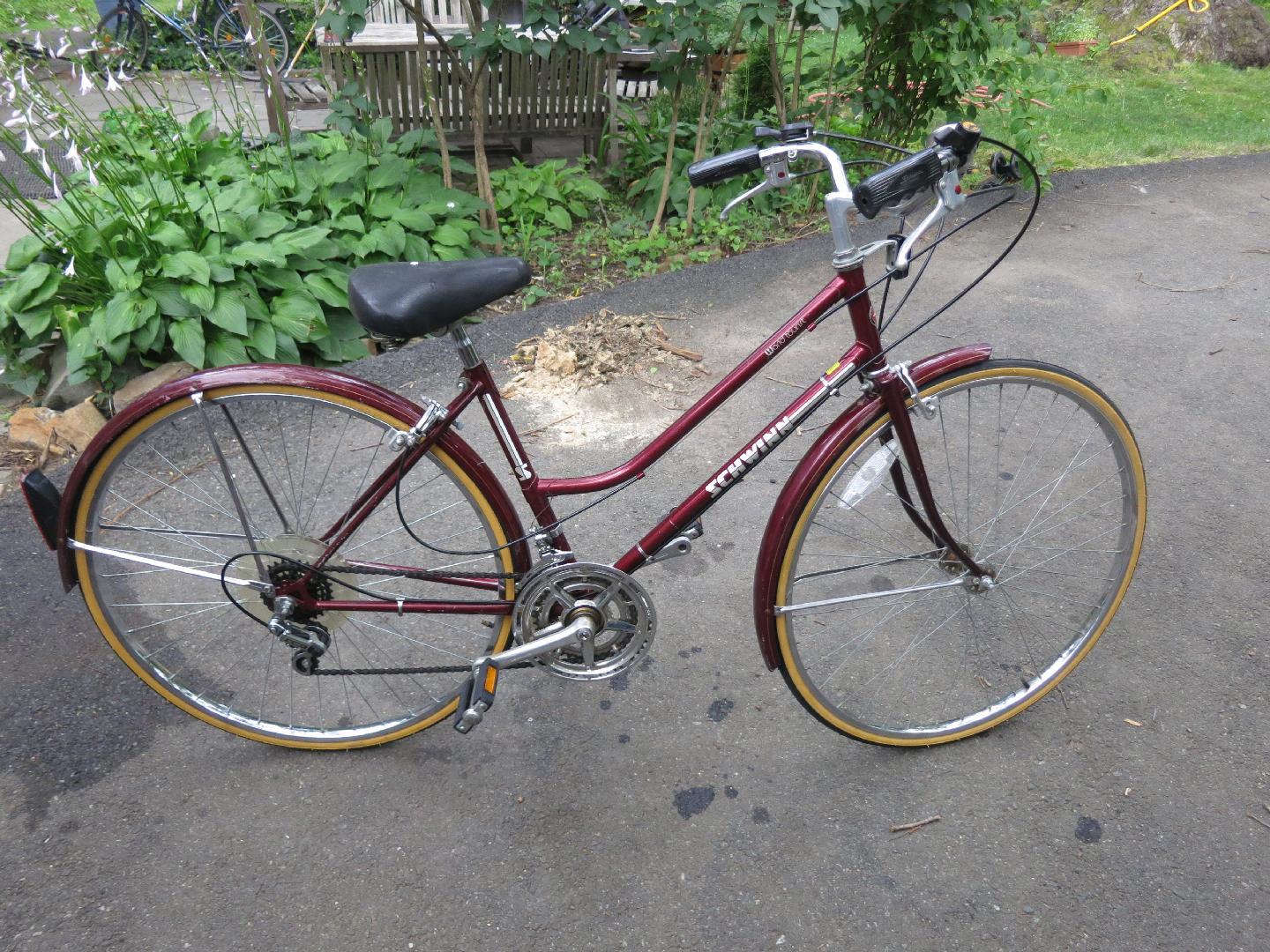 Stuff Page Schwinn World Tourist